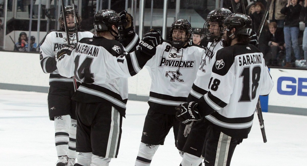 Friars Hockey Season Wrap-Up