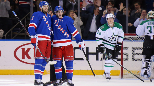 Rangers Looking Cup-Ready