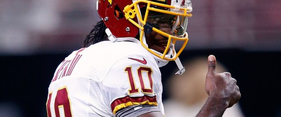 RG3 and Browns Looking for a CleanSlate